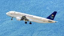 HZ-ASD - Saudi Arabian Airlines Airbus A320 aircraft