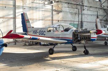 HA-SGC - Private Zlín Aircraft Z-142