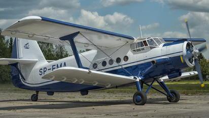 SP-FMA - Aeroklub Bydgoski PZL An-2