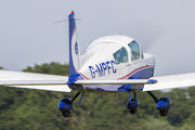 G-MPFC - Metropolitan Police Flying Club. Grumman American AA-5B Tiger aircraft