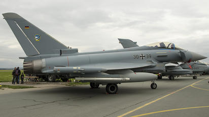 30+39 - Germany - Air Force Eurofighter Typhoon S