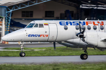 HK-4775 - EasyFly British Aerospace Jetstream (all models)
