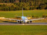 VP-BPI - Ikar Airlines Boeing 737-800 aircraft