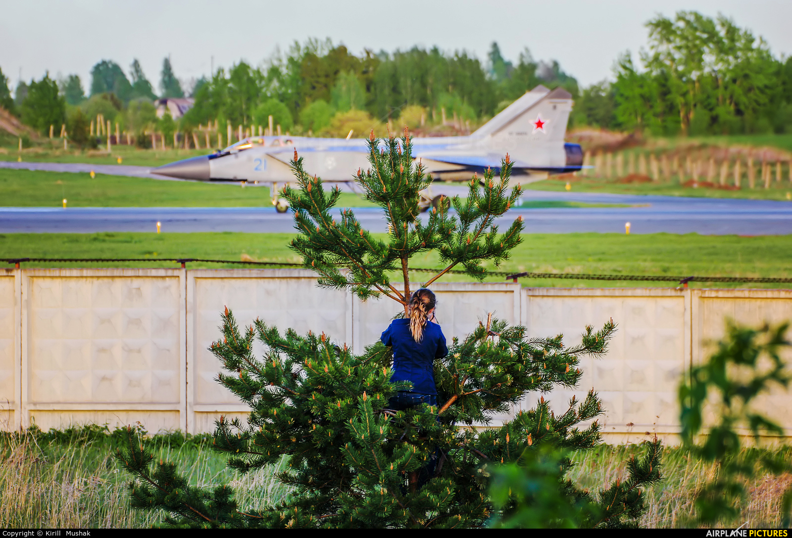 Russia - Air Force RF-92474 aircraft at Undisclosed Location