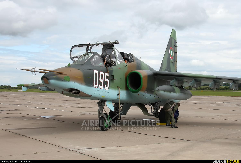 Bulgaria - Air Force 095 aircraft at Pardubice