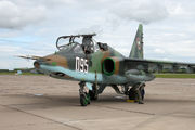 095 - Bulgaria - Air Force Sukhoi Su-25UBK aircraft