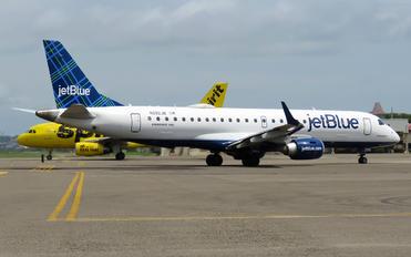 N292JB - JetBlue Airways Embraer ERJ-190-100 Lineage 1000