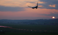 - - Ryanair Boeing 737-8AS aircraft