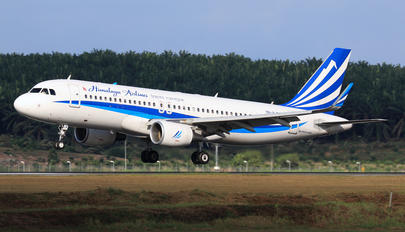 9N-ALM - Himalaya Airlines Airbus A320