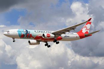9M-XXH - AirAsia X Airbus A330-300