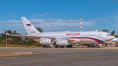 RA-96021 - Rossiya Ilyushin Il-96