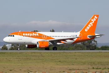 G-EZGC - easyJet Airbus A319