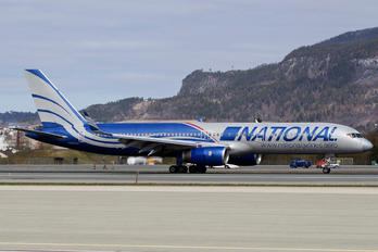 N567CA - National Airlines Boeing 757-200