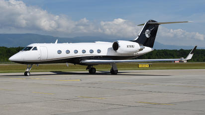 N116WJ - Private Gulfstream Aerospace G-IV,  G-IV-SP, G-IV-X, G300, G350, G400, G450