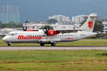 9M-LMS - Malindo Air ATR 72 (all models)