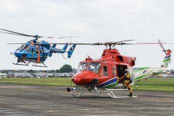JA09TG - Japan - Fire and Disaster Management Agency Bell 412EP