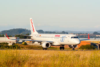 EC-LLR - Air Europa Embraer ERJ-195 (190-200)