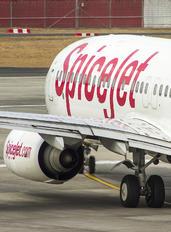VT-SGJ - SpiceJet Boeing 737-800
