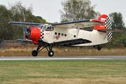 OK-HFL - Heritage of Flying Legends Antonov An-2 aircraft