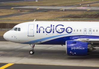 VT-ITL - IndiGo Airbus A320 NEO