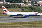 British Airways G-YMMK image