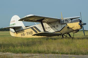 HA-YHB - Private PZL Mielec An-2