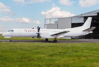 G-LGNO - Loganair SAAB 2000