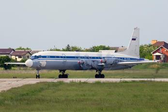 RF-75344 - Russia - Navy Ilyushin Il-20RT