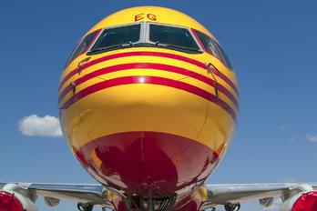 D-ALEG - DHL Cargo Boeing 757-200