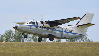 UR-67439 - Unknown LET L-410UVP Turbolet