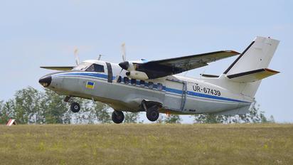 UR-67439 - Unknown LET L-410UVP Turbolet