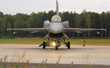 - - Poland - Air Force Lockheed Martin F-16D Jastrząb