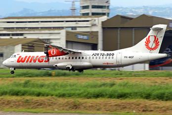 PK-WGF - Wings Air ATR 72 (all models)