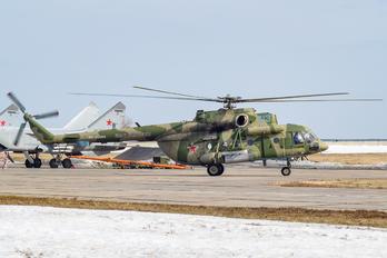 RF-95604 - Russia - Air Force Mil Mi-8AMT