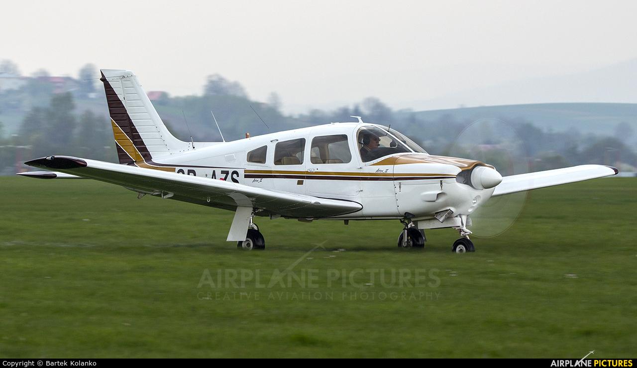 Private SP-AZS aircraft at Krosno