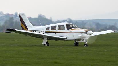 SP-AZS - Private Piper PA-28R Arrow /  RT Turbo Arrow