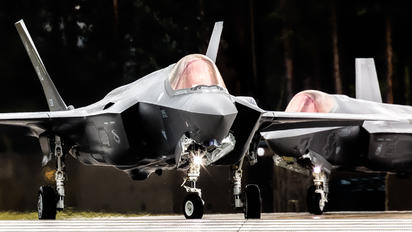 14-5081 - USA - Air Force Lockheed Martin F-35A Lightning II
