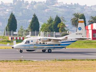 EC-HTU - Spain - Coast Guard Casa C-212 Aviocar