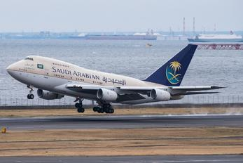 HZ-HM1B - Saudi Arabia - Government Boeing 747SP