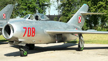 708 - Poland - Air Force PZL Lim-2 aircraft