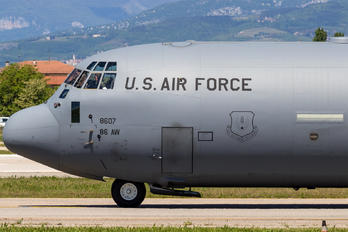 08-8607 - USA - Air Force Lockheed C-130J Hercules