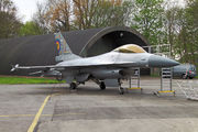 FA-05 - Belgium - Air Force General Dynamics F-16A Fighting Falcon aircraft