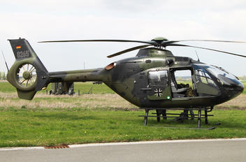 8265 - Germany - Air Force Eurocopter EC135 (all models)