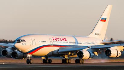 RA-96019 - Rossiya Special Flight Detachment Ilyushin Il-96