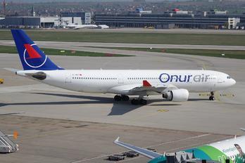 TC-OCF - Onur Air Airbus A330-200