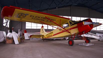 SP-AAL - Aeroklub Jeleniogorski Yakovlev Yak-12M