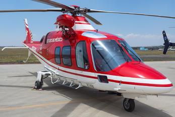 XC-EGD - Mexico - Government Agusta Westland AW109 SP GrandNew