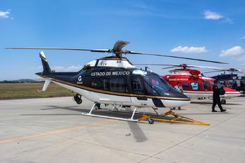 XC-MHC - Mexico - Government Agusta / Agusta-Bell A 119 Koala