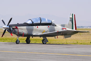 2031 - Mexico - Air Force Beechcraft T-6 Texan II