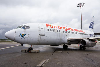 GVA -  Boeing 737-200